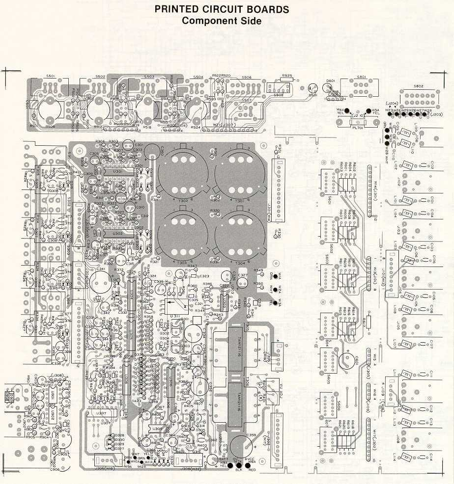 Beautiful Shure 588 Wiring Diagram Collection - Electrical Diagram ...