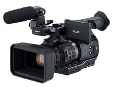 Panasonic P2 HD / AVCCAM Camcorder Mail-In Rebate Offer