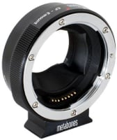 Sony FREE Metabones EF to NEX Smart Lens Adapter Offer