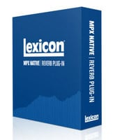 Lexicon MPX Native Reverb Plugin Instant Rebate