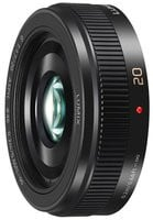 Panasonic H-H020A Lumix G 20 mm Lens Instant Rebate