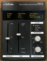 Softube TSAR-1R Reverb Stereo Algorithmic Reverb Plugin Instant Rebate