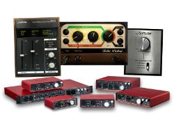 Focusrite FREE Softube Time and Tone Plugin Bundle Offer