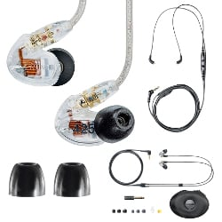 Shure SE425 KIT Full Compass Exclusive Bundle Offer