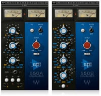 Waves API 550 Vintage EQ Plugin Instant Rebate