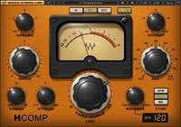 Waves H-Comp Hybrid Compressor Plugin Instant Rebate