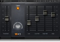 Waves W43 Noise Reduction Plugin Instant Rebate