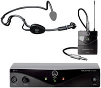 AKG Perception Wireless Sport Set Wireless Headset System Instant Rebate