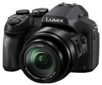 Panasonic DMC-FZ300K Lumix 4K Digital Camera Instant Rebate