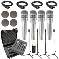 Shure KSM8 Band Pack Full Compass Exclusive Bundle Offer