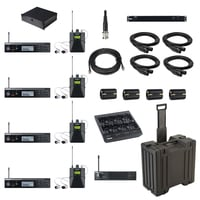 Shure P3TRA215CL Pro Pack Full Compass Exclusive Bundle Offer
