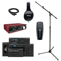 Shure PG27LC Studio Pack Full Compass Exclusive Bundle Offer