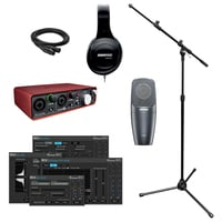 Shure PG42LC Studio Pack Full Compass Exclusive Bundle Offer