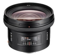 Sony SAL20F28 20 mm f2.8 Wide Angle Lens Instant Rebate