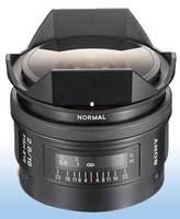 Sony SAL16F28 16 mm f2.8 Fish Eye Lens Instant Rebate