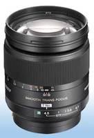 Sony SAL135F28 135 mm f2.9 Telephoto Lens Instant Rebate