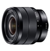 Sony SEL1018 E-Mount 10 mm-18 mm f4 Wide Zoom Lens Instant Rebate