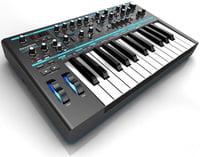 Novation Bass Station II Analog Mono-Synth Instant Rebate