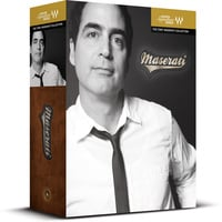 Waves Tony Maserati Signature Plugin Bundle Instant Rebate