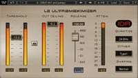 Waves V5-L2T4A Limiter / Maximizer Plugin Instant Rebate