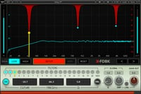 Waves XFDBK Feedback Eliminator Plug-In