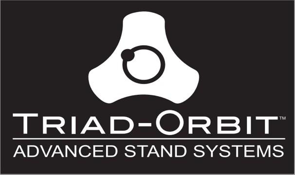 Triad-Orbit FREE iPad Holder Offer.
