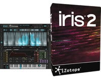 iZotope Iris 2 Synthesis Software Instant Rebate.