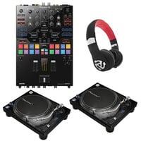 Pioneer DJM S9 Full Compass Exclusive DJ Bundle Offer.
