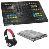Native Instruments Traktor 8 Hardcase Full Compass Exclusive DJ Bundle Offer.