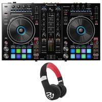 Pioneer DDJ RR Full Compass Exclusive DJ Bundle Offer.