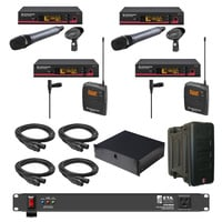 Sennheiser EW100 Combo Pack Full Compass Exclusive Bundle Offer.
