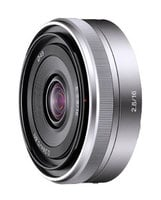 Sony SEL16F28 E-Mount 16mm F2.8 Fixed Lens Instant Rebate.