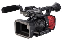 Panasonic AGDVX200PJ 4K Camcorder Online Rebate