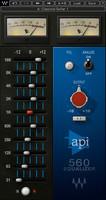 Waves API 560 Vintage Graphic EQ Plugin Instant Rebate