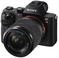 Sony ILCE7M2K Mirrorless DSLR With SEL2870 Lens Instant Rebate