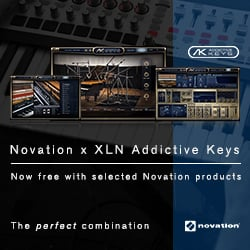 Novation Free Addictive Keys Offer