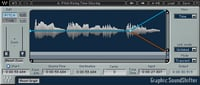 Waves Sound Shifter Time And Pitch Shifting Plugin Instant Rebate