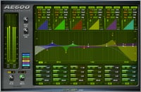 McDsp AE600 Native Active EQ Plugin Instant Rebate