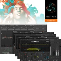 iZotope Neutron Advanced Channel Strip Plus Surround Instant Rebate