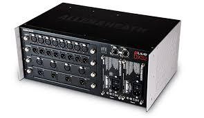 Allen & Heath Free DX32 Rack Offer