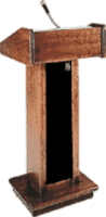 Soundcraft Systems LC Series Solid Wood Lecterns Instant Rebate