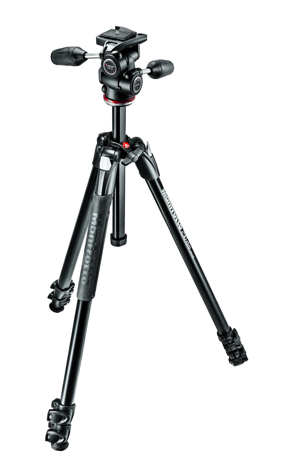 Manfrotto MK290XTC3-3WUS Tripod Camera Stand Instant Rebate