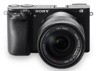 Sony ILCE 6300L/B Mirrorless DSLR With 16-50mm Lens Instant Rebate