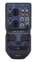 Zoom U-44 Portable 4x4 USB Recording Interface Instant Rebate