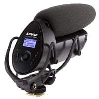 Shure VP83F Camera Mounted Flash Recording Microphone Instant rebate