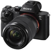 Sony ILCE7M2K/B Mirrorless DSLR Camera Instant Rebate