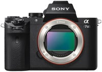 Sony ILCE7M2/B DSLR Camera Body Instant rebate