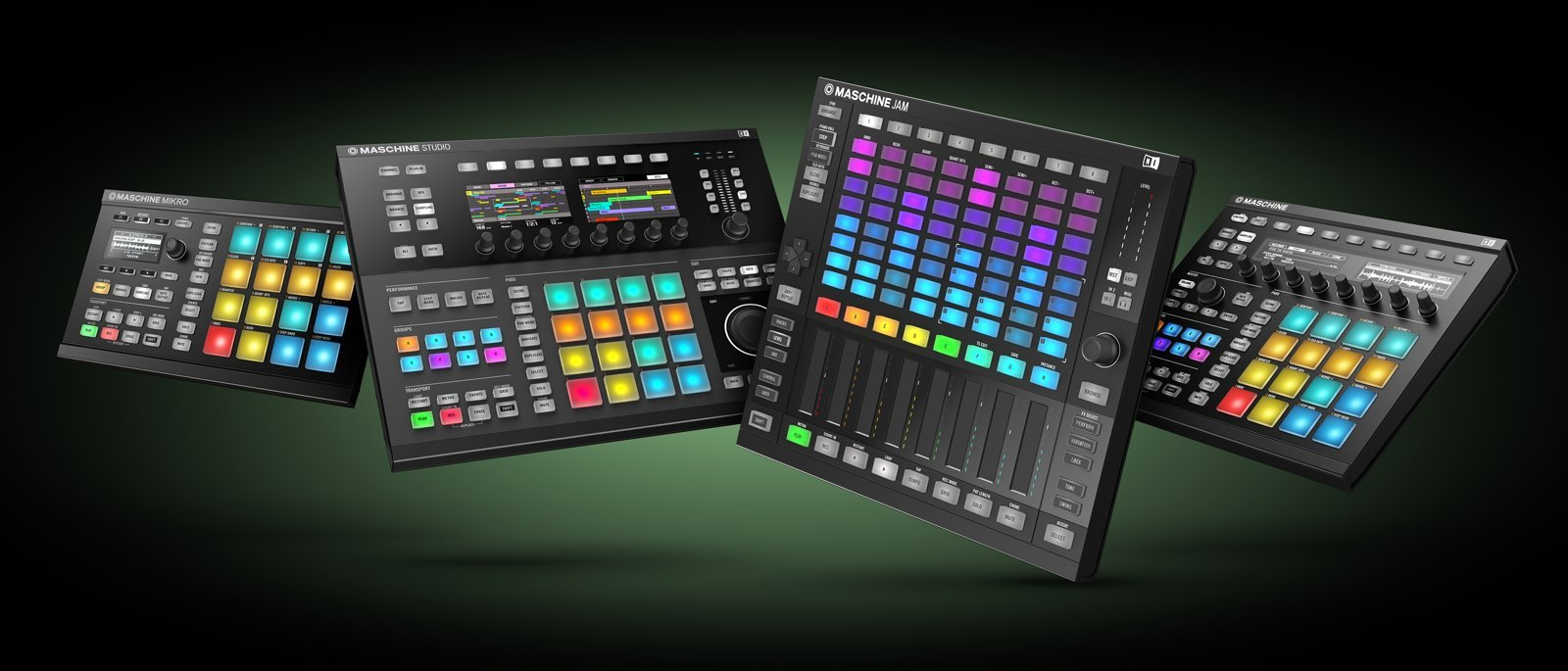 Native Instrunents Maschine 7 Free Expansions Offer