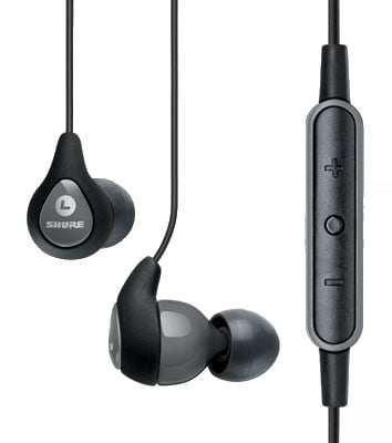 Shure SE112M+ Earphones Instant Rebate