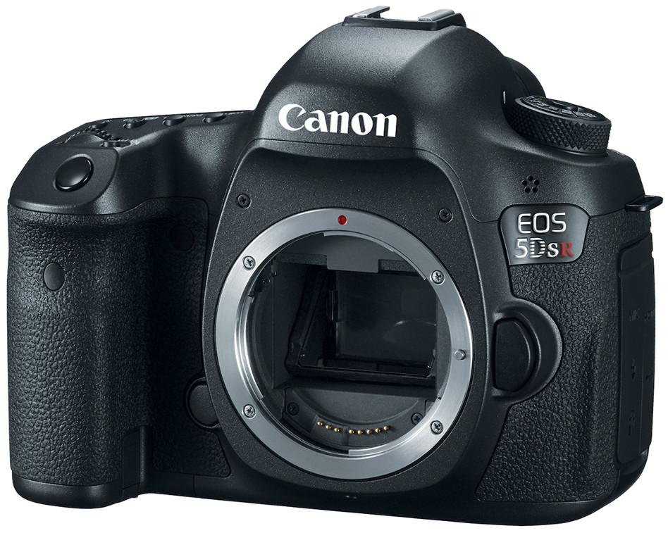 Canon EOS 5DS R DSLR Camera Body Instant Rebate